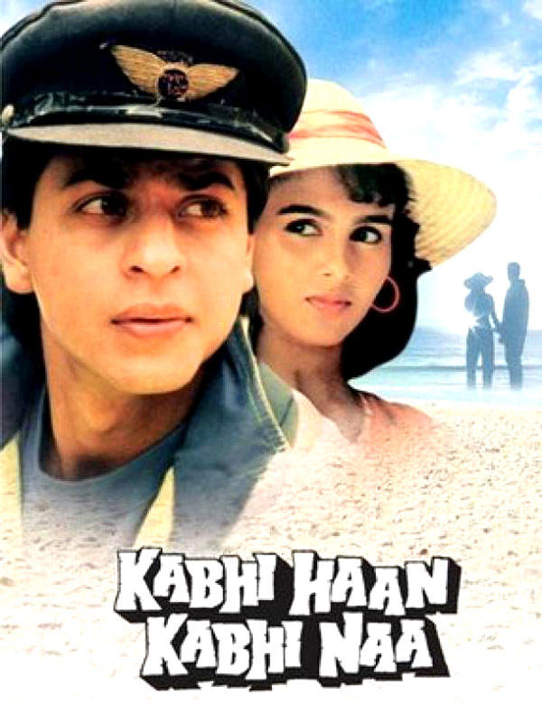 Shahrukh And Suchitra In Kabhi Haan Kabhi Naa Movie