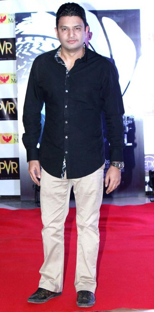 Bhushan Kumar At The Premiere Of Skyfall