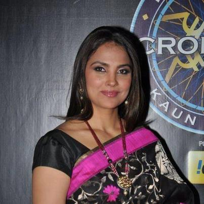 Lara Dutta Spotted At Kids Special Episode Of KBC