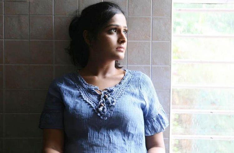 Remya Glorious Face Look Still From Pizza Movie