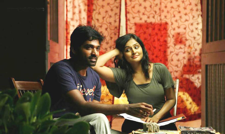 Vijay And Remya Cool Still From Pizza Movie