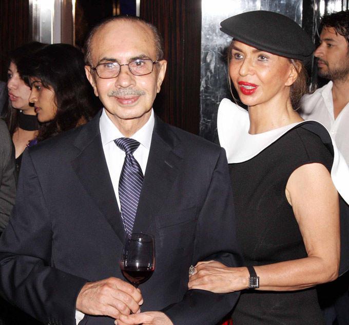 Celebs At French Civilian Award 2012