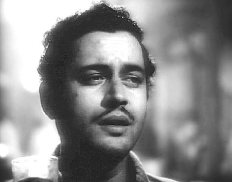 Late Guru Dutt Nice Look Still