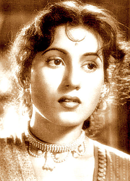 Late Madhubala Beautiful Looking Nice Still