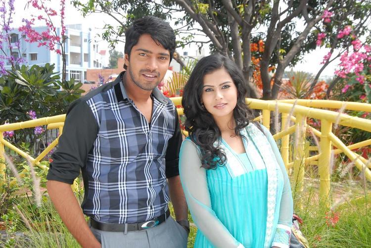 Allari And Sharmila Awesome Glamour Still From Movie Kevu Keka