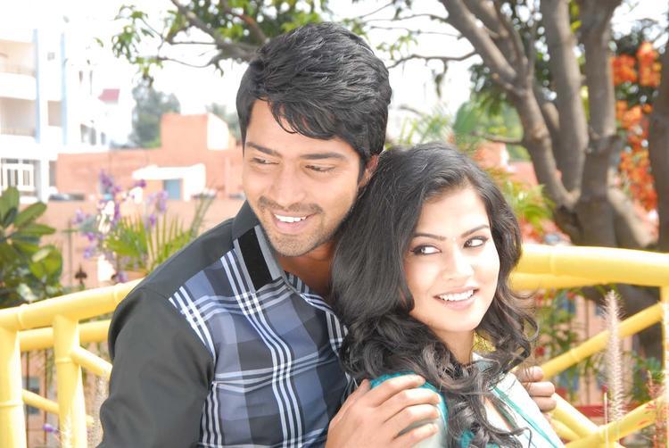 Allari And Sharmila Exclusive Still From Movie Kevu Keka