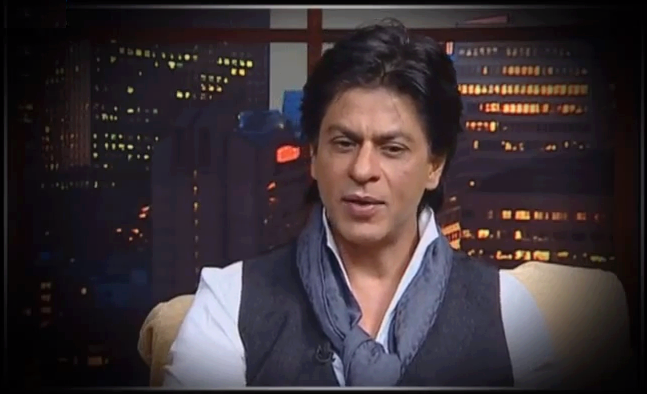 Shahrukh Glamorous Look Still On The Show ETC Bollywood Business