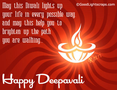 Happy Diwali 2012 Diwali Greetings Card
