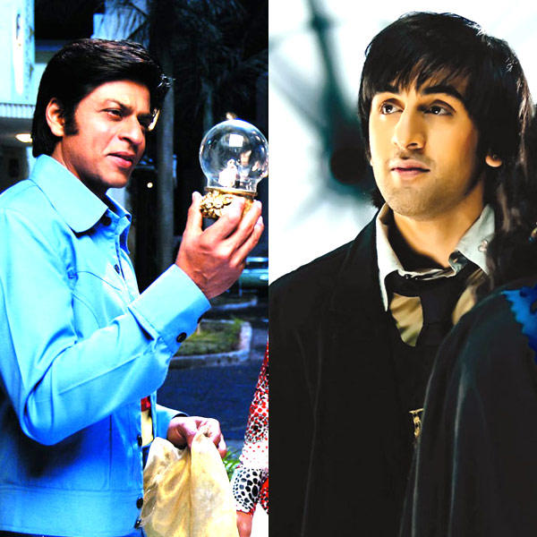 Om Shanti Om And Saawariya Movie Stills