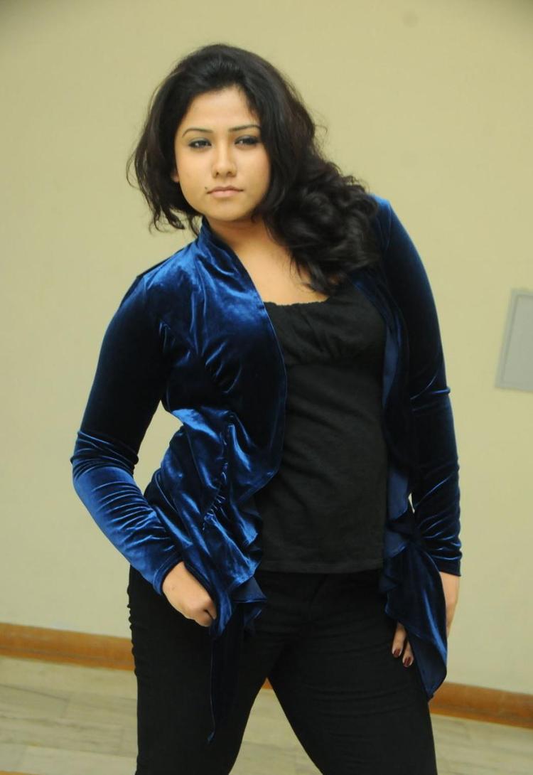 Jyothi Spicy Pose Photo Shoot