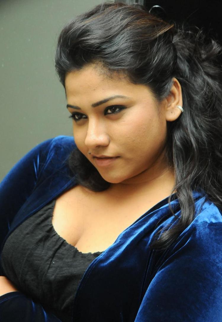 Telugu Cinema Actress Jyothi Hot Expression Photo Still