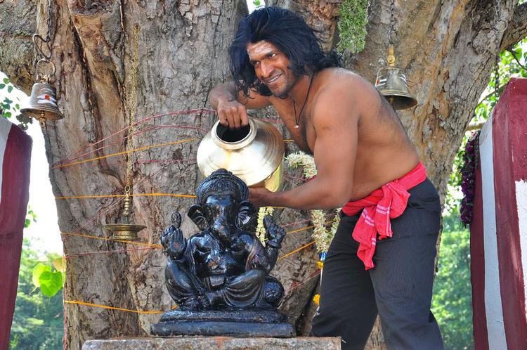 Puneeth Latest Photo Still From Yaare Koogadali Kannada Movie