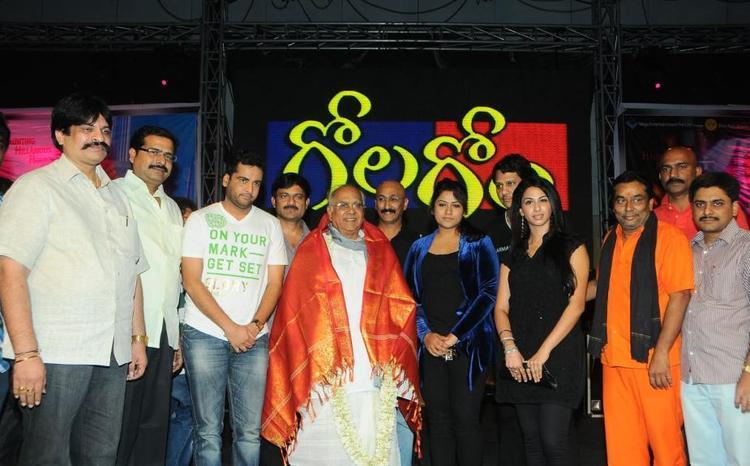 The Gola Gola Movie Team At Platinum Disk Event