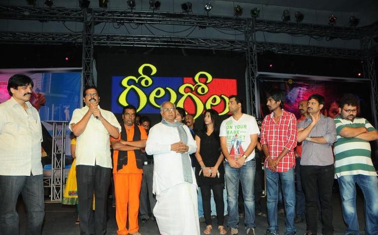 The Gola Gola Team members Photo Clicked At Gola Gola Platinum Disk Event