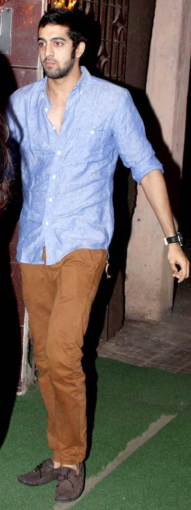 A CelebPhoto Clicked At Son Of Sardaar Screening
