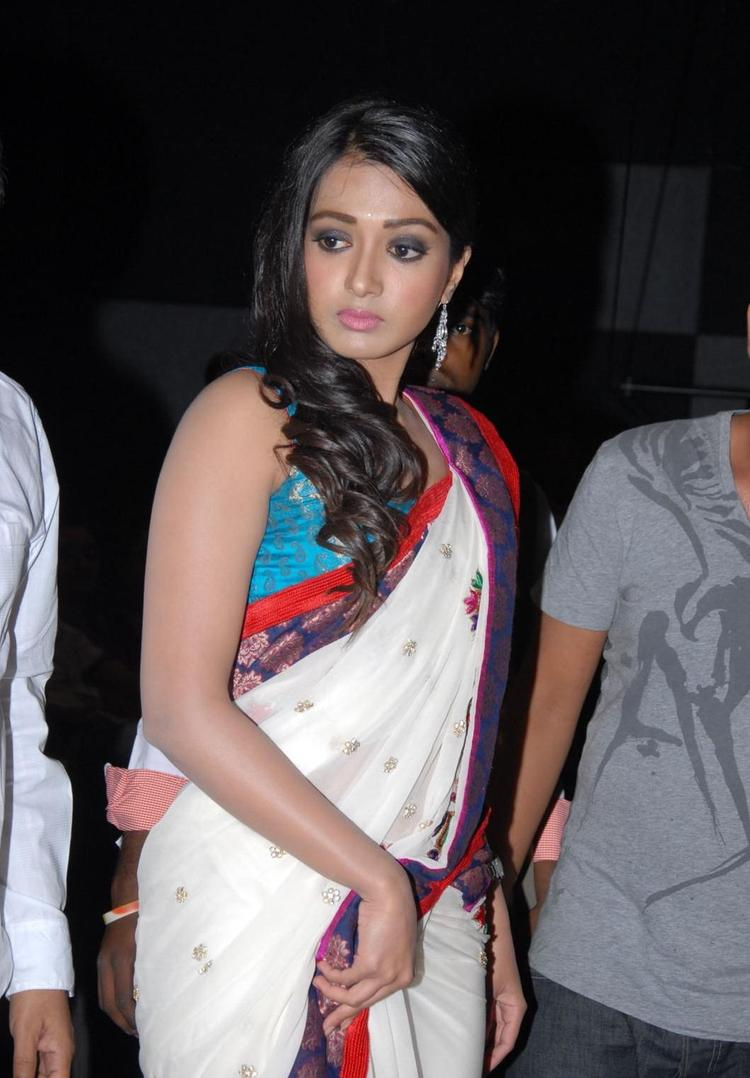 Catherine Arrived At Chammak Challo Audio Release Function