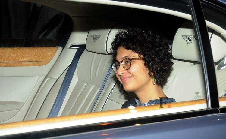 Kiran Smiling Still At Ritesh Sidhwani Diwali Party