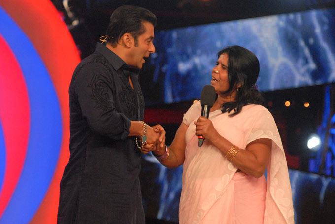 Sampat Pal And Salman Khan Still