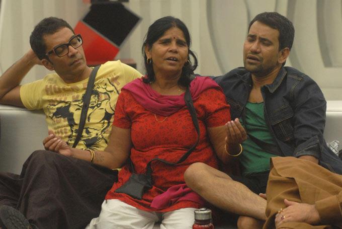Sampat Pal And Vrajesh Hirjee On The Bigg Boss House