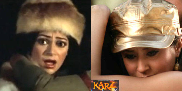Simi Garewal On Kraz Movie Poster