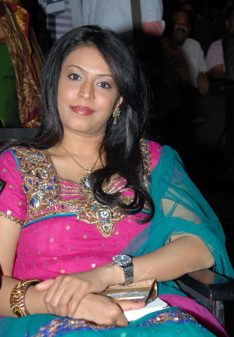 A Guest Photo Clicked At Chammak Challo Audio Release