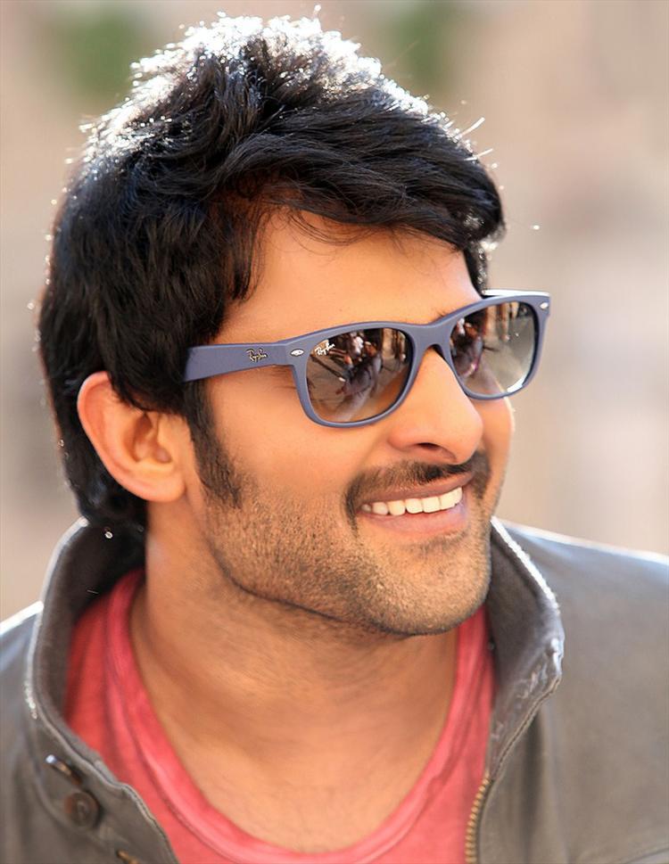 Prabhas Smart And Dashing Still From Telugu Movie Mirchi