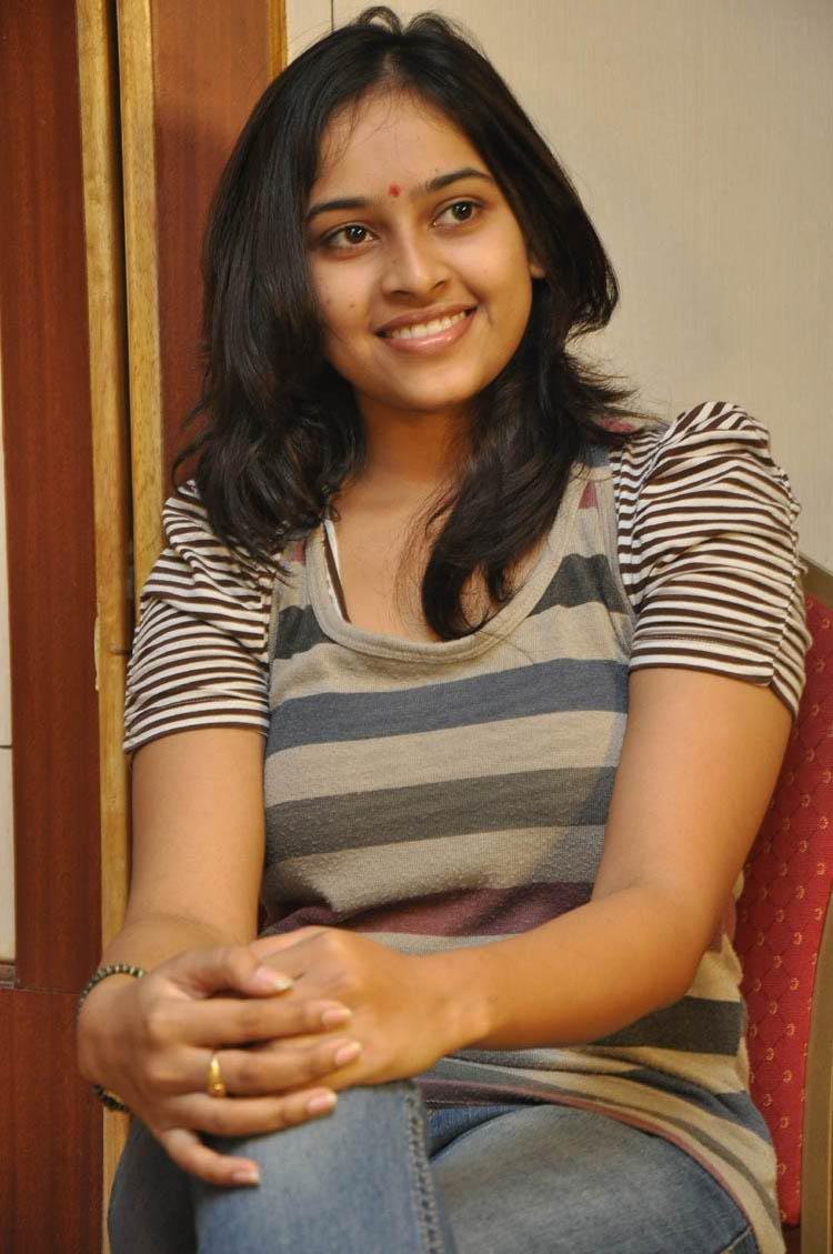Sri Divya Cute Smiling Still