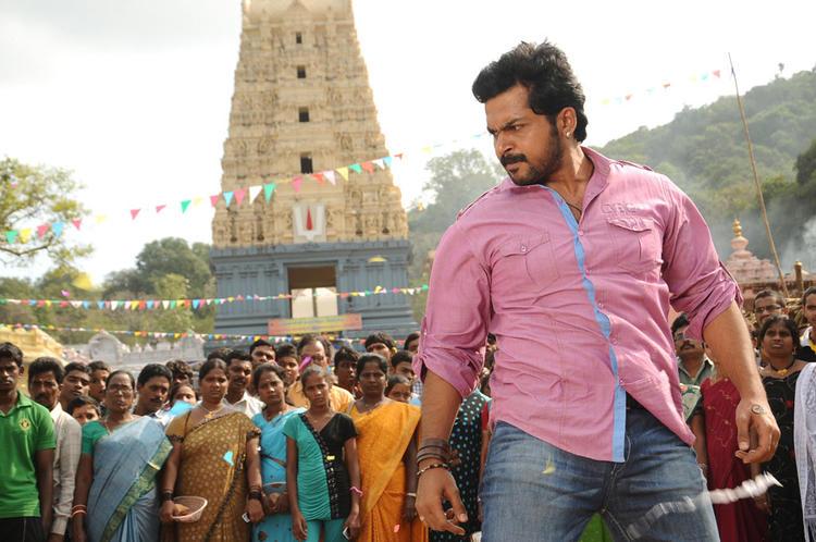 Karthi Stylish Look Still From Telugu Movie Bad Boys