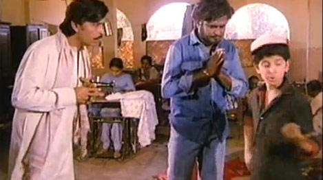 Hrithik Roshan Acted In Bhagwan Dada