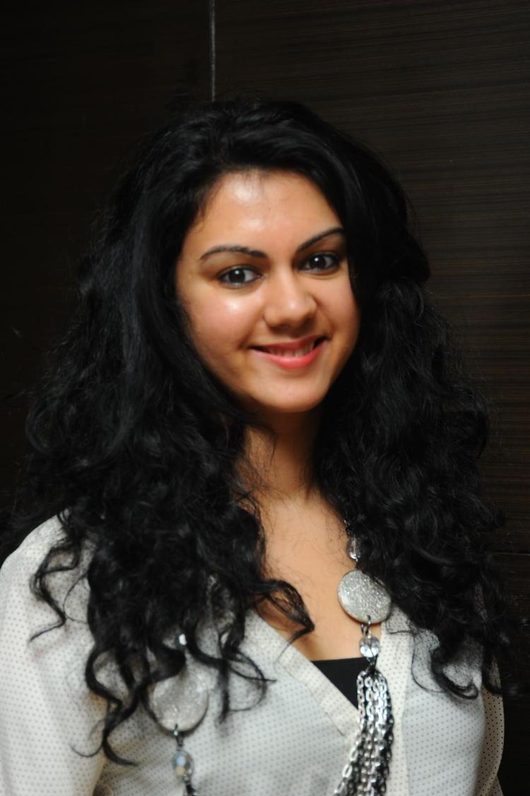 Kamna Jethmalani Cute Smiling Still