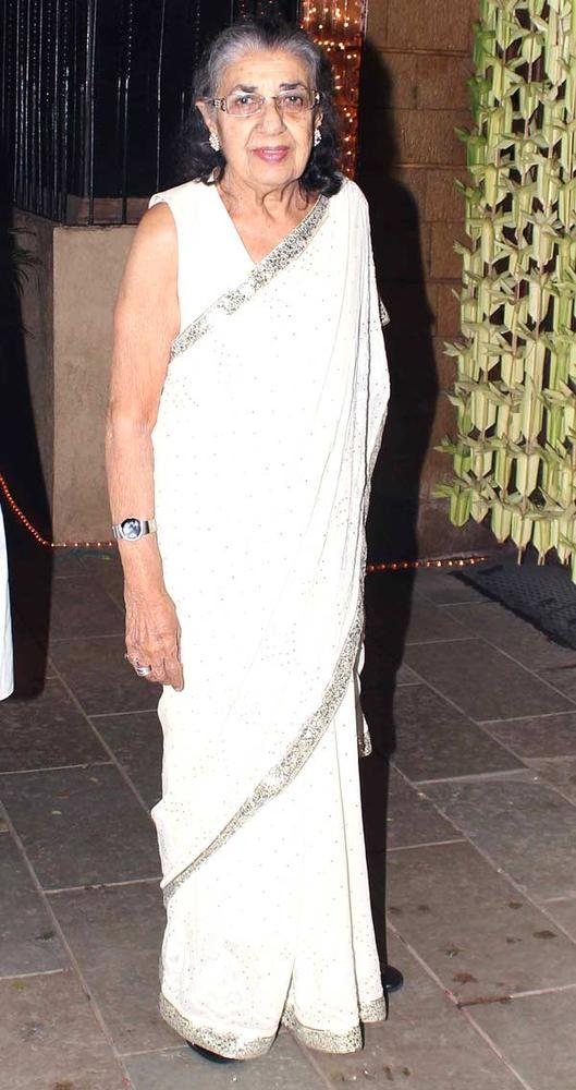 Shammi Clicked During The Shilpa Shetty Diwali Bash