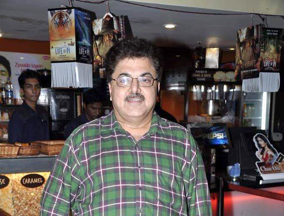Ashok Pandit At Son Of Sardaar Special Screening