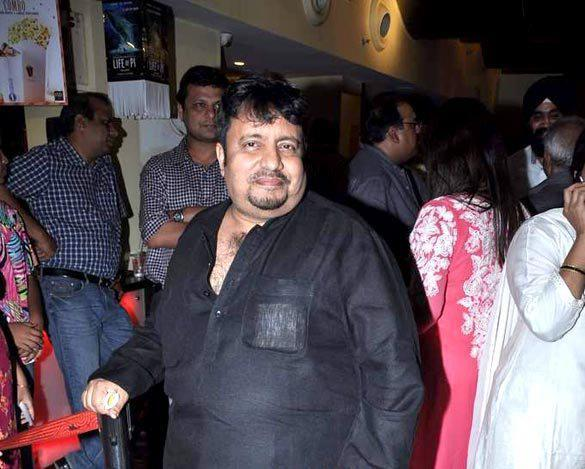 Neeraj Vora Clicked During The Special Screening Of SOS