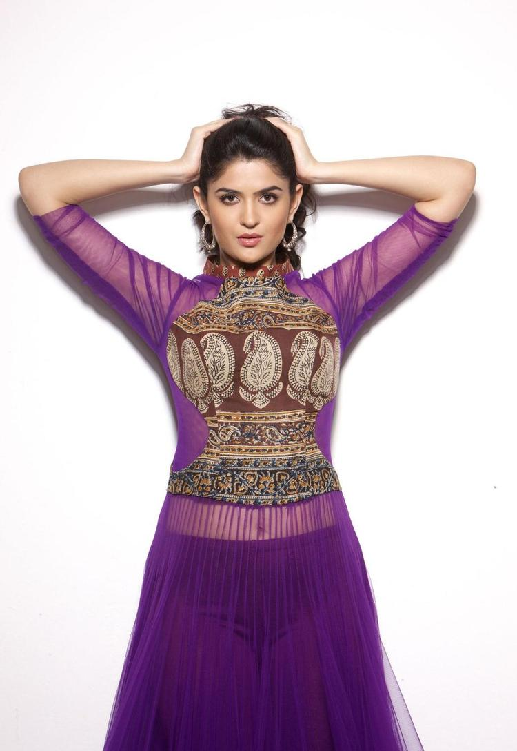 Deeksha Elegant Look Still