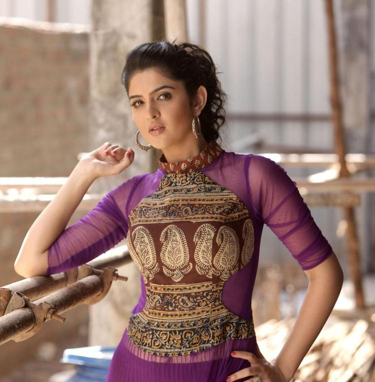 Deeksha Glamorous Look Still