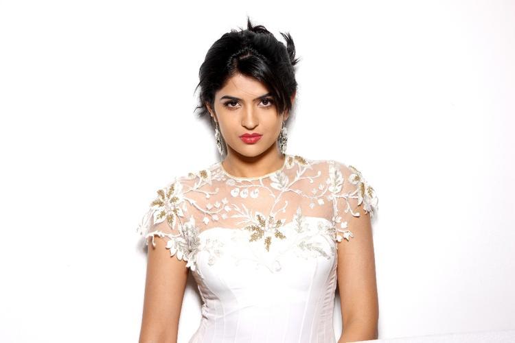 Deeksha Looked Radiant And Beautiful Still In White Dress