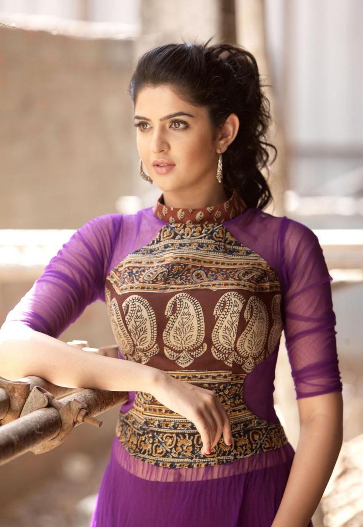 Deeksha Superb Look Photo Shoot