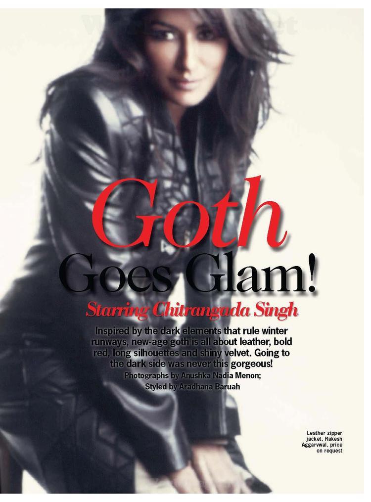 Chitrangada Sizzling And Dashing Photo Shoot For Cosmopolitan India November 2012