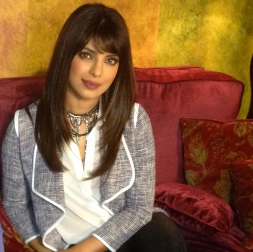 Priyanka Chopra On Andaaz TV