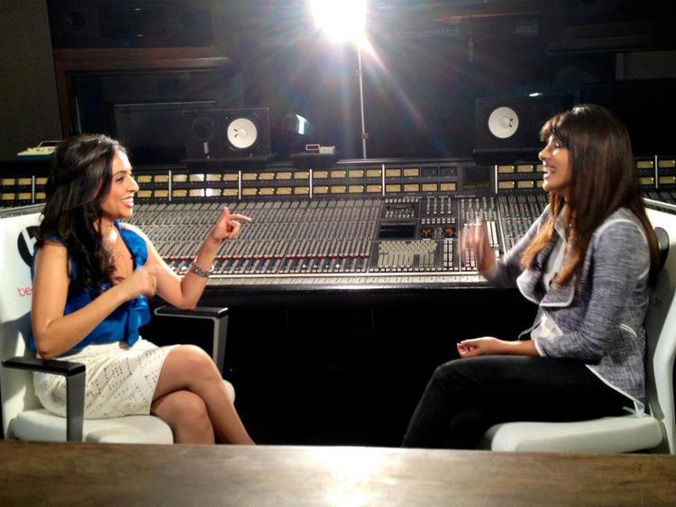 Priyanka Chopra Discussion Still In Andaaz TV
