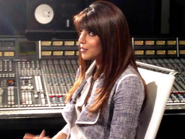 Priyanka Chopra Hot Look Still On Andaaz TV