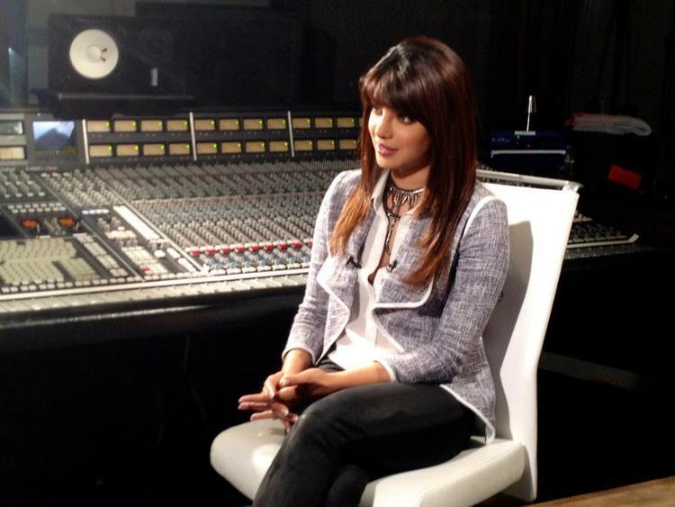 Priyanka Chopra Nice Look Still On Andaaz TV