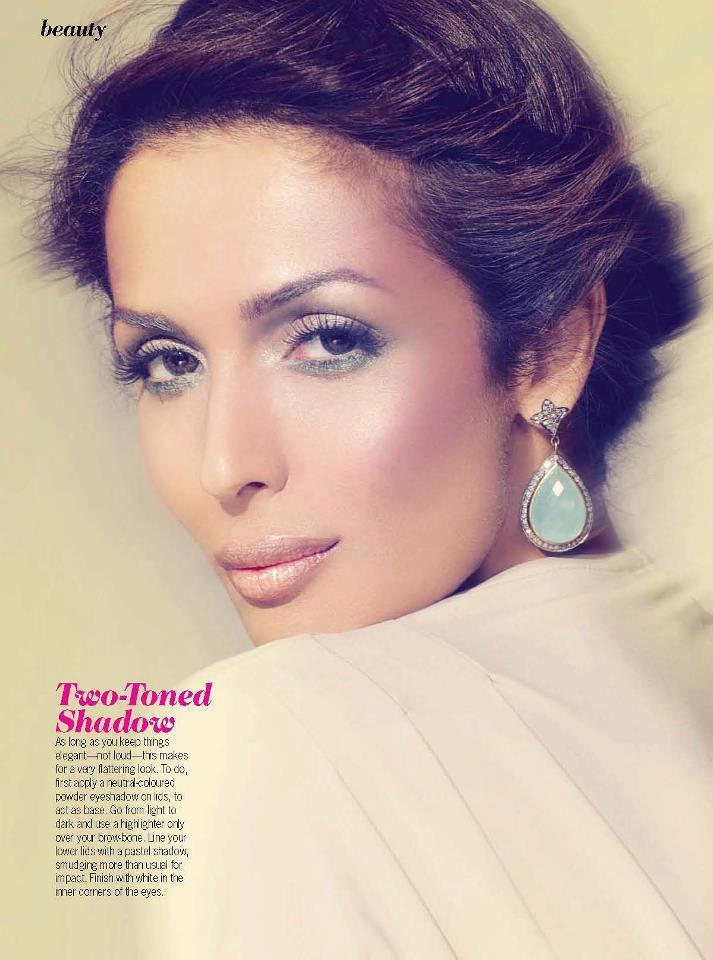 Malaika Hot Gorgeous Photo Shoot For Cosmopolitan India November 2012