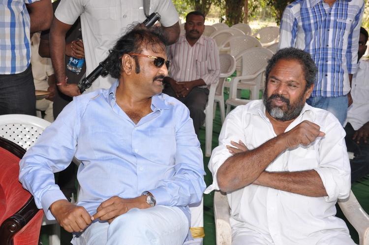 Mohanbabu Attend The Dasari Padma Memorial Event