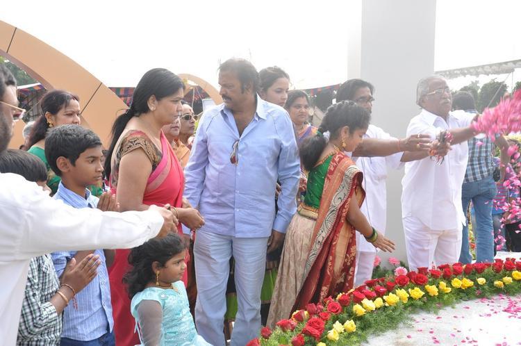 Mohanbabu At Dasari Padma Memorial Event