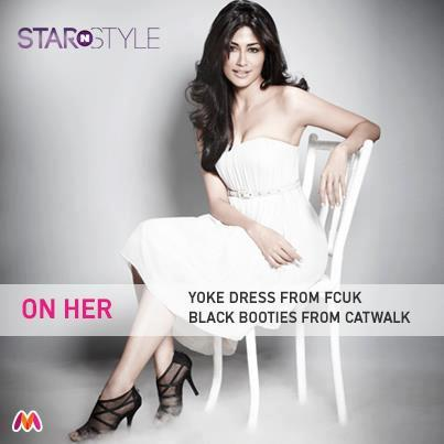 Chitrangada Hot And Sexy Photo Shoot For Star N Style