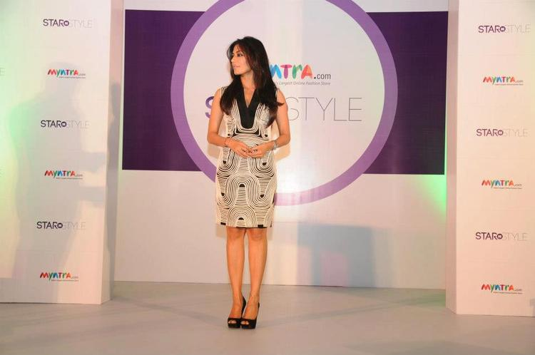 Chitrangda Spotted At The Launch Of Star N Style 2nd Edition