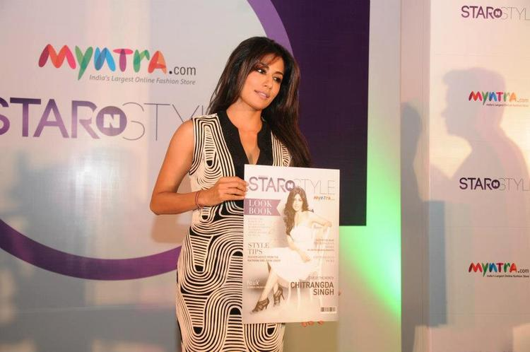 Chitrangda Trendy Looking Photo Still  At The Launch Of Star N Style 2nd Edition