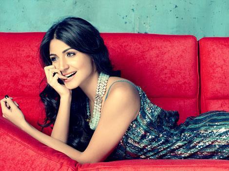 Anushka Hot Gorgeous Photo For Hindustan Times BrunchQ Magazine
