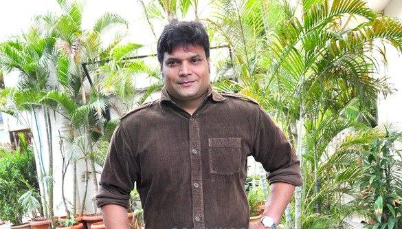 Dayanand Stylish Look Still From  The Sets Of CID